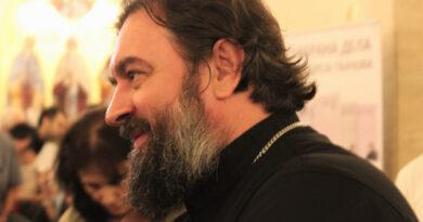 Протојереј Андреј Ткачов: Дај крв да би примио дух