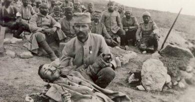 Српски војник је храбар као лав, издржљив као челик …