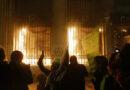 Париз: Више десетина хиљада грађана на улицама, демонстранти запалили фасаду централне банке, приведено 46 особа, док је више од 20 полицајаца повређено