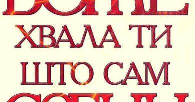 Срби, веома чудан народ, не можете их укројити ни у један светски поредак.