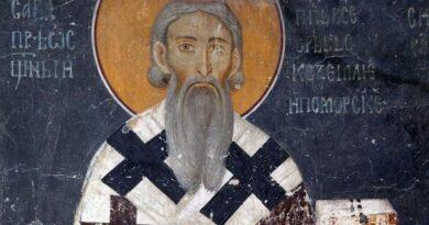 Владика Артемије: Свети Сава је и нама данас, као и свим ранијим генерацијама, неопходни и незаменљиви путовођа и учитељ