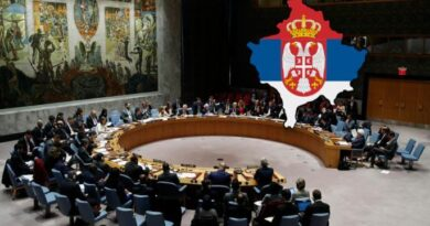 """Пријем """"Косова"""" у УН не зависи ни од Београда, ни од Приштине, ни од Њујорка, ни од Лондона или Брисела него од става Руске Федерације"""