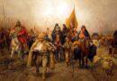 Крстоносни народ, без савезника, само се уздајући у Бога, постао је саблазан за читав свет